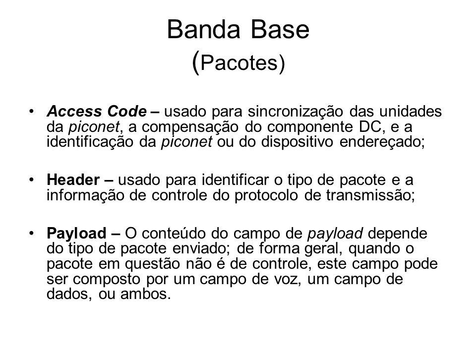 Banda Base (Pacotes)