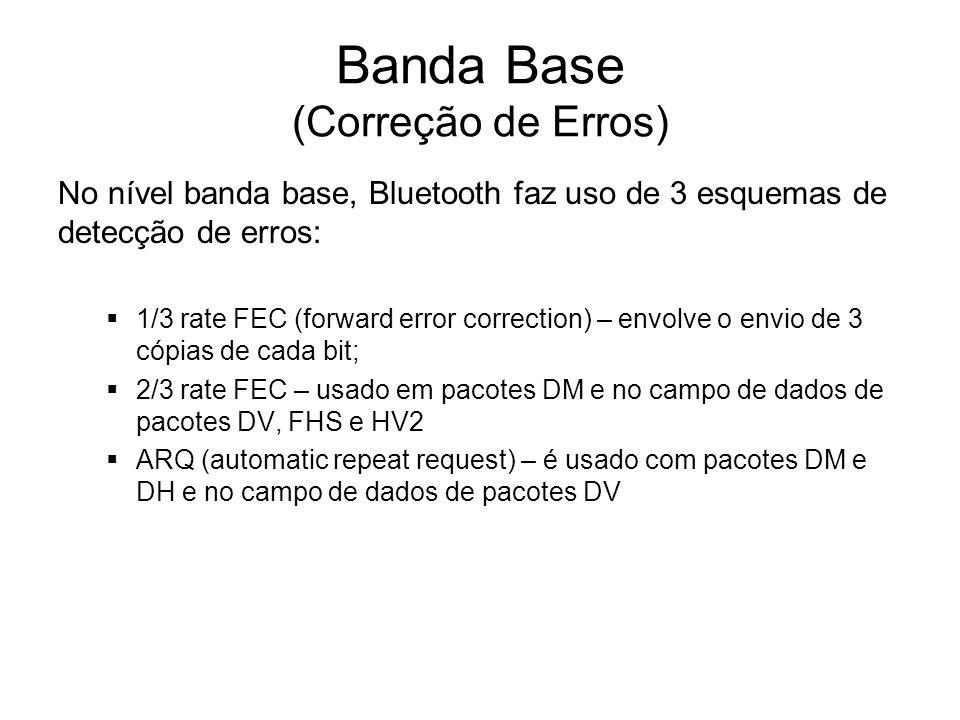 Banda Base (Correção de Erros)