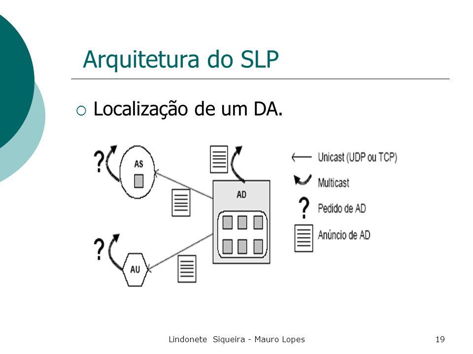 Lindonete Siqueira - Mauro Lopes