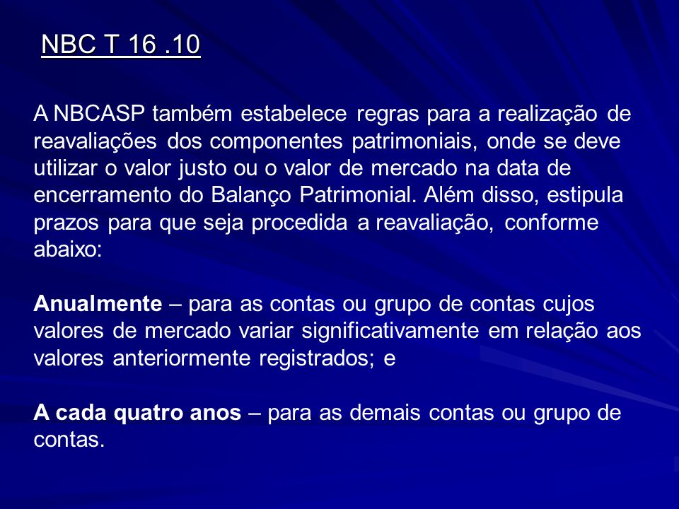 NBC T 16 .10