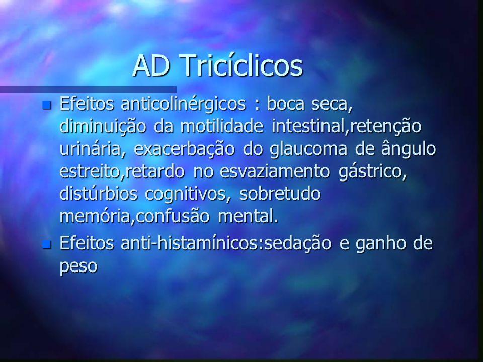 AD Tricíclicos