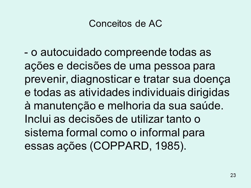 Conceitos de AC