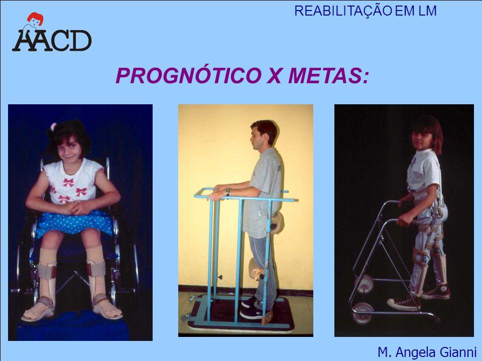 PROGNÓTICO X METAS:
