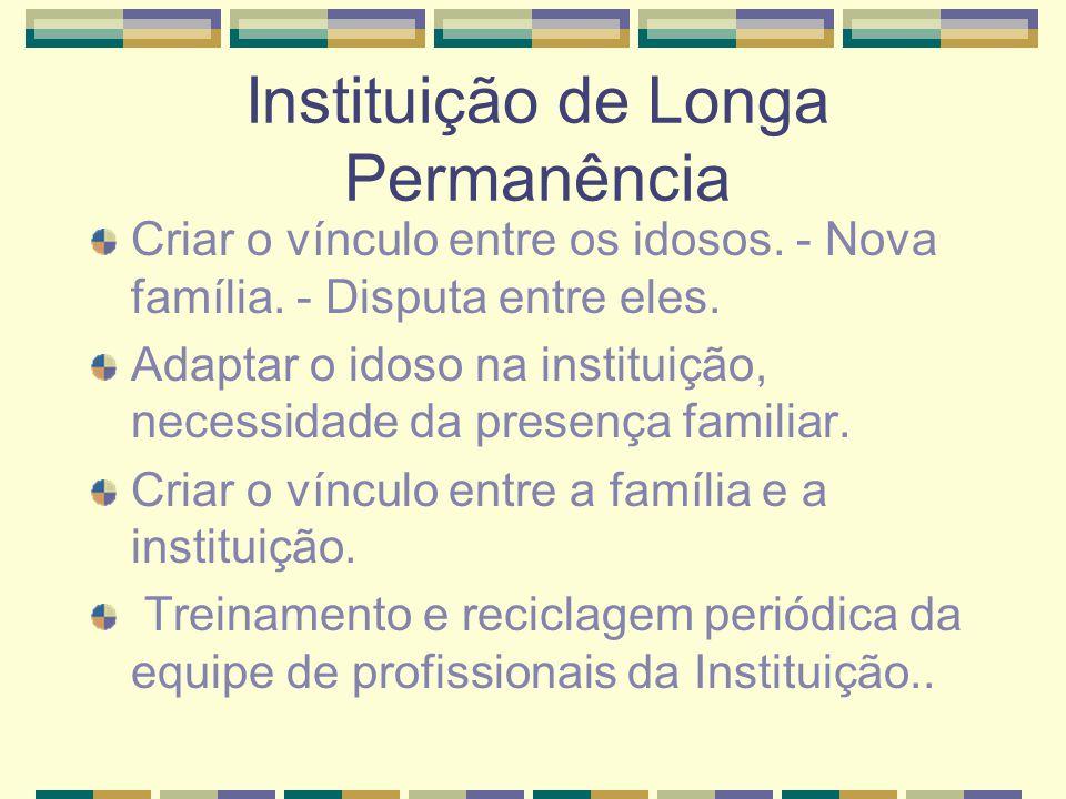 Instituição de Longa Permanência