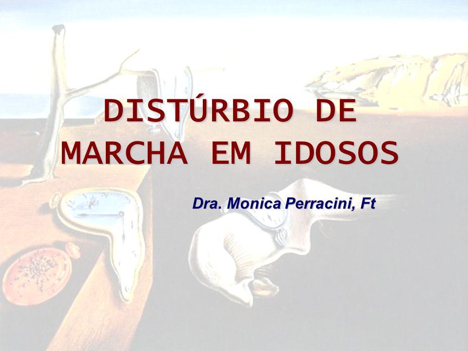 DISTÚRBIO DE MARCHA EM IDOSOS