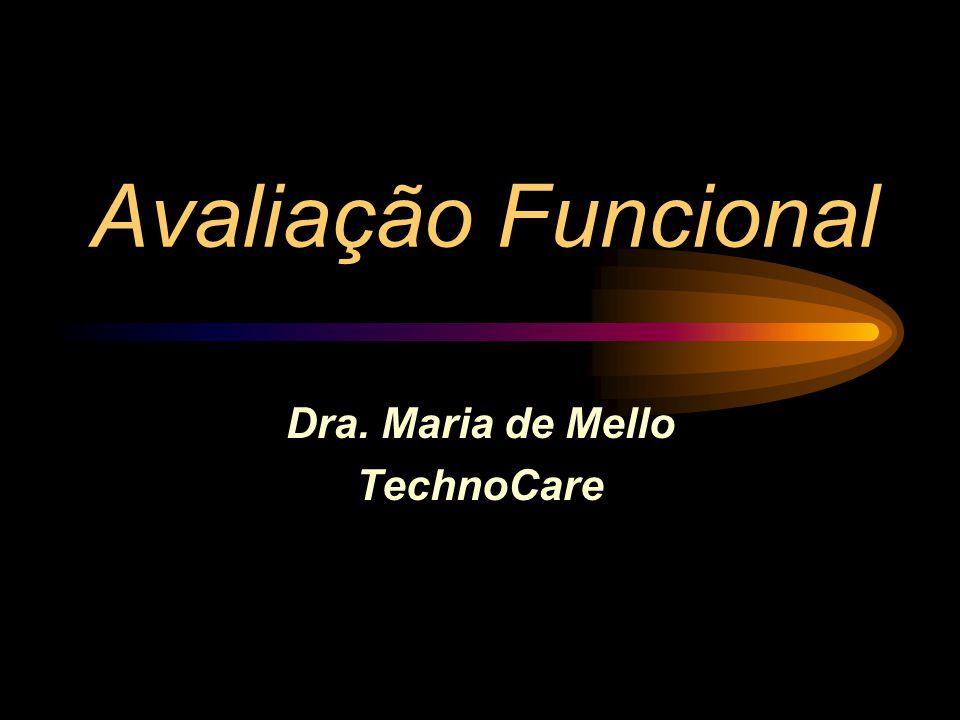 Dra. Maria de Mello TechnoCare