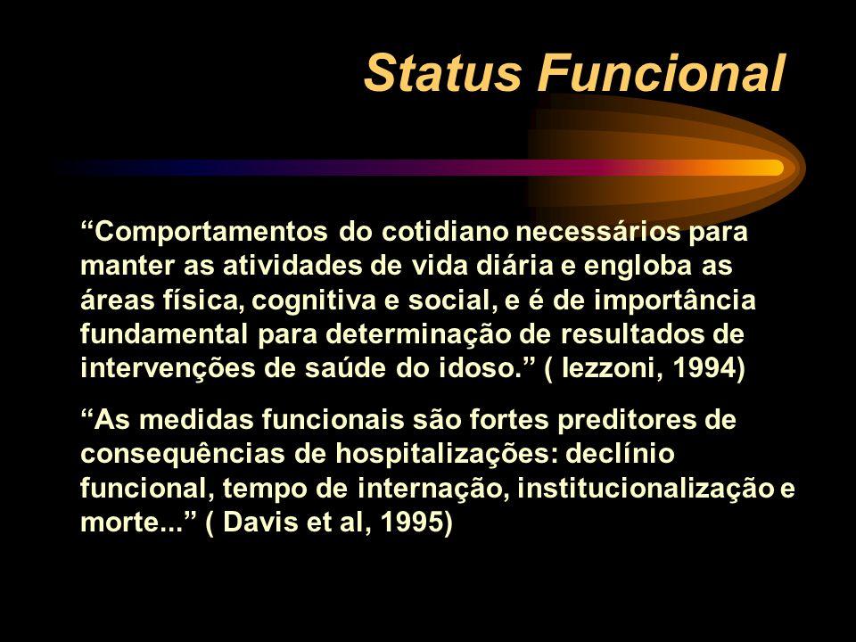 Status Funcional