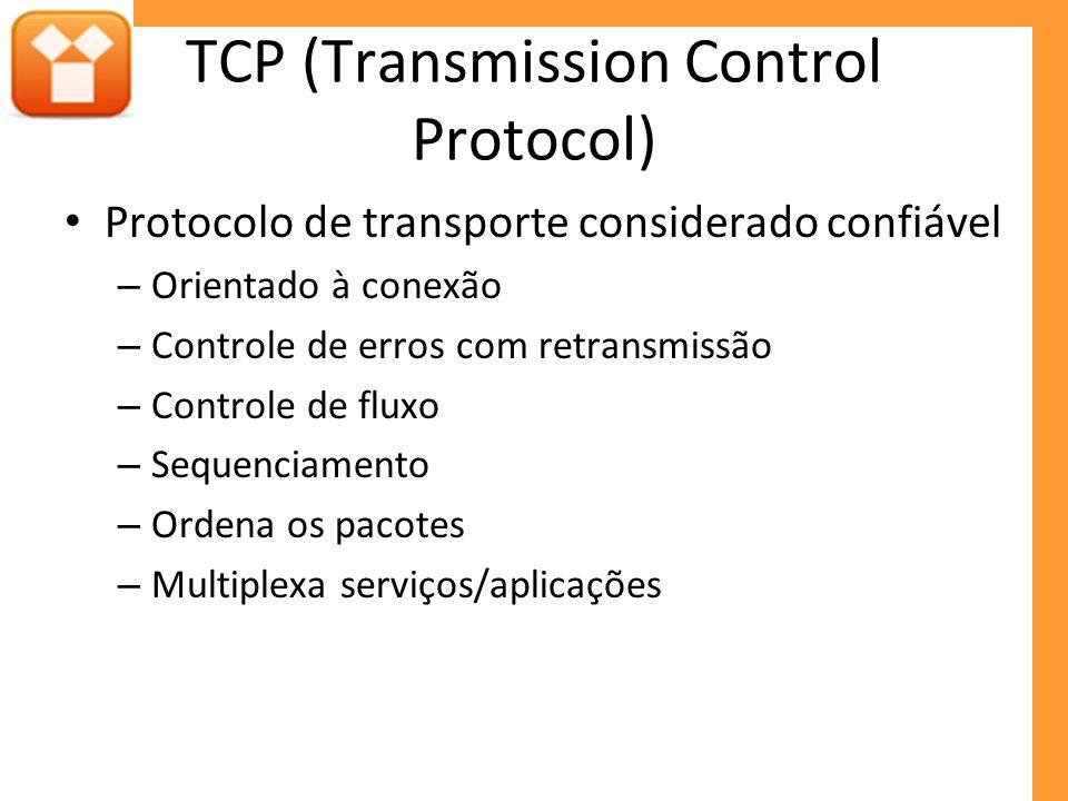 TCP (Transmission Control Protocol)