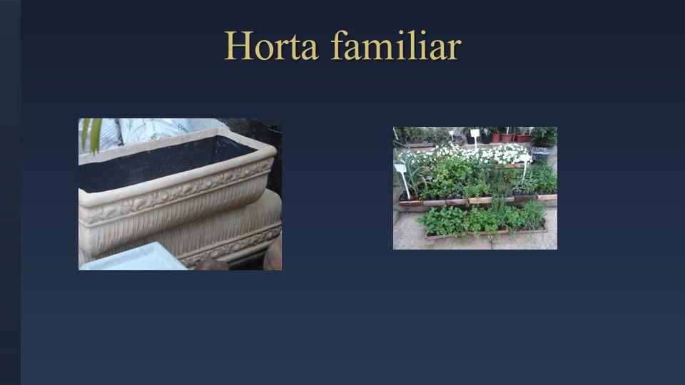 Horta familiar