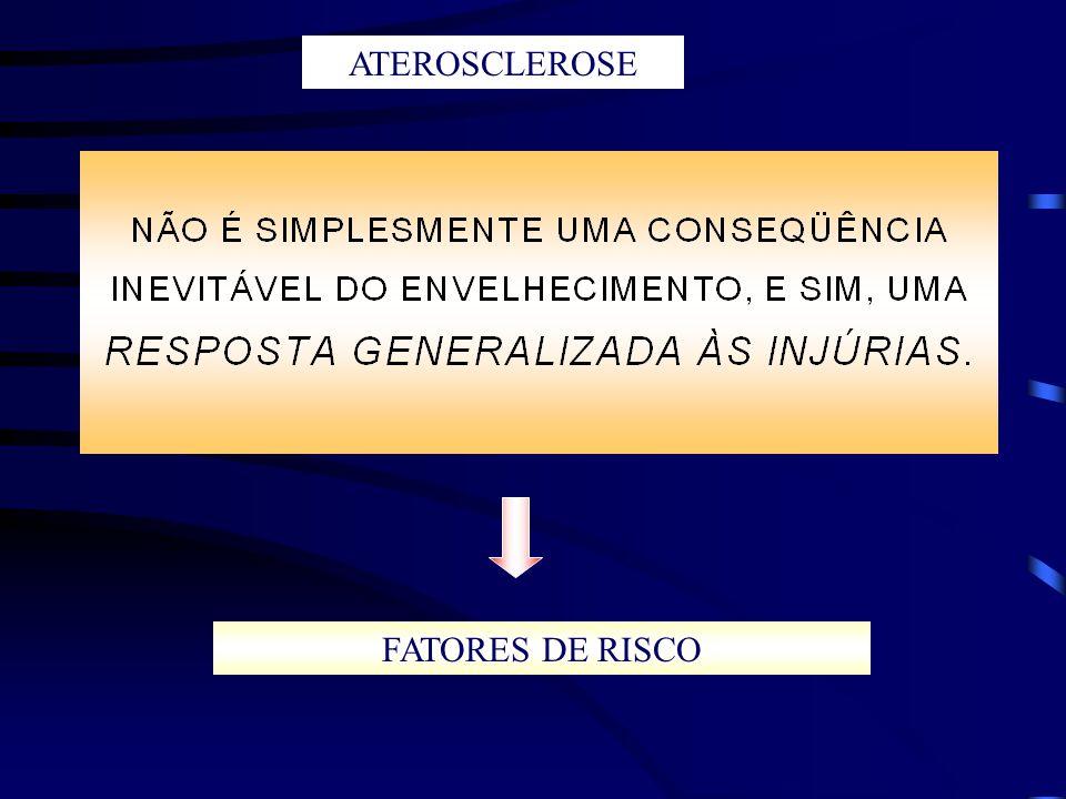 ATEROSCLEROSE FATORES DE RISCO
