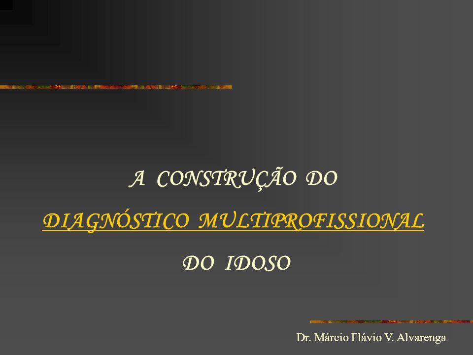 DIAGNÓSTICO MULTIPROFISSIONAL