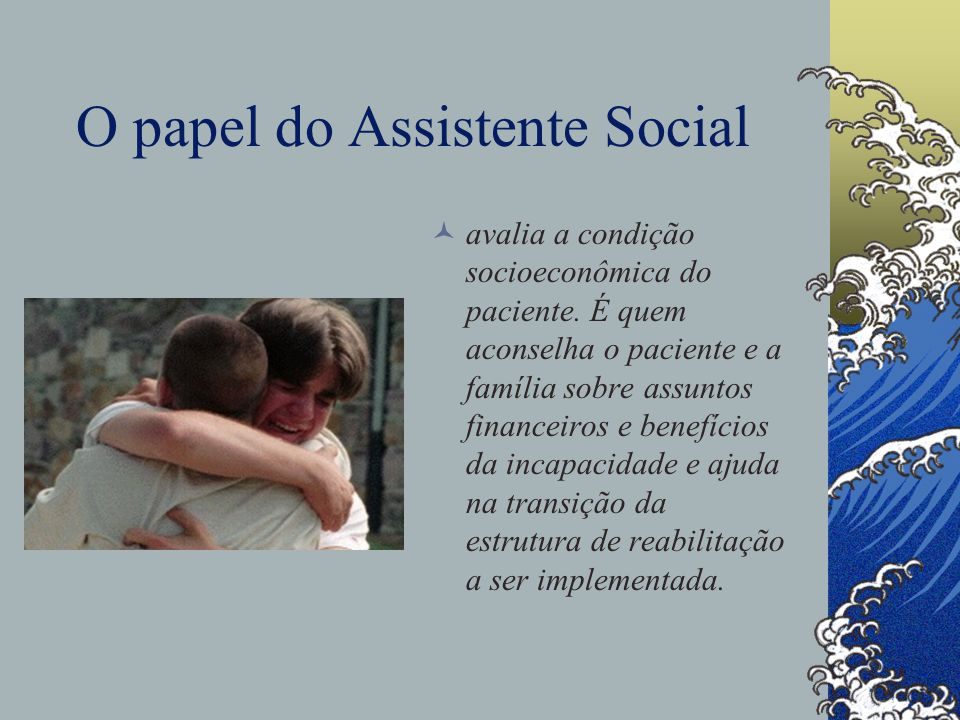 O papel do Assistente Social