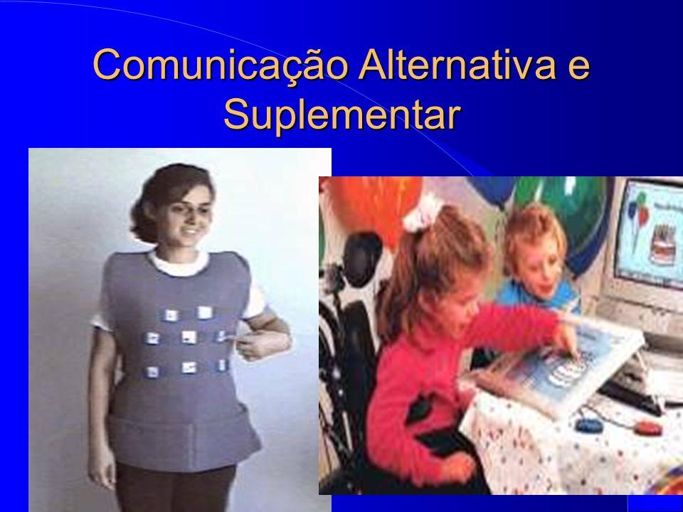 Comunicação Alternativa e Suplementar