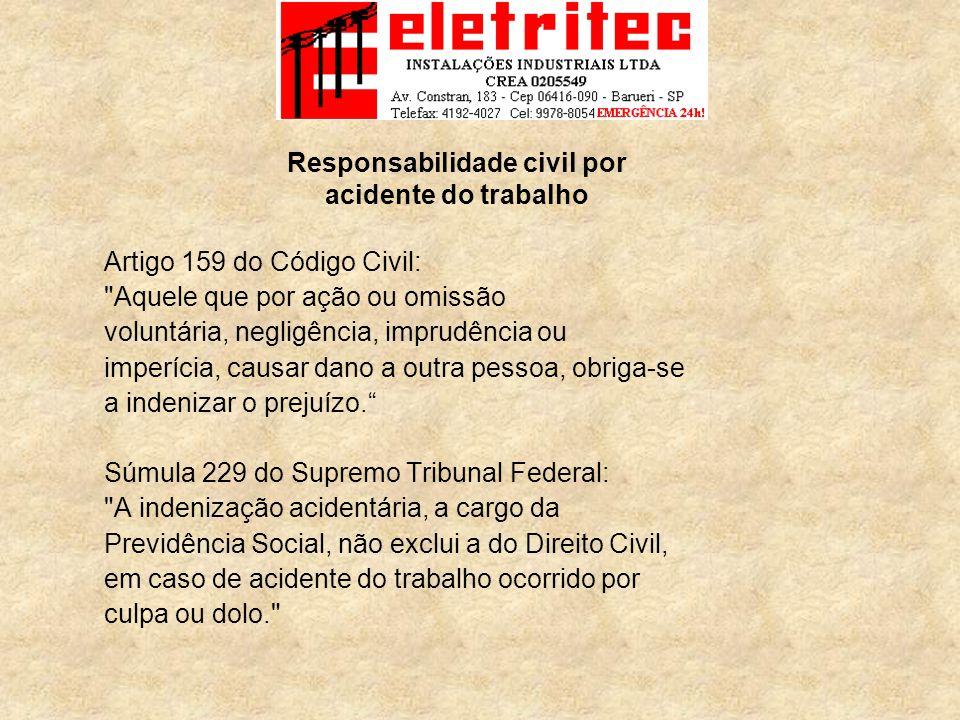 Responsabilidade civil por