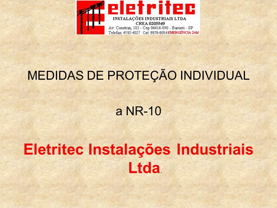 Eletritec Instalações Industriais Ltda.