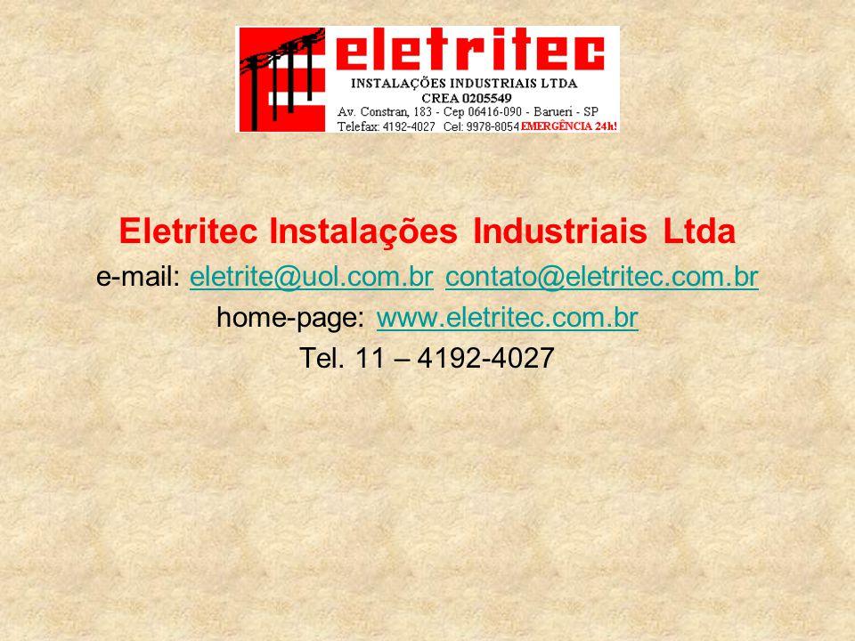 Eletritec Instalações Industriais Ltda
