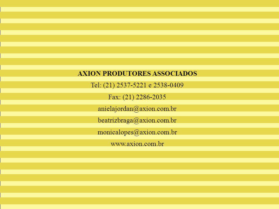 AXION PRODUTORES ASSOCIADOS