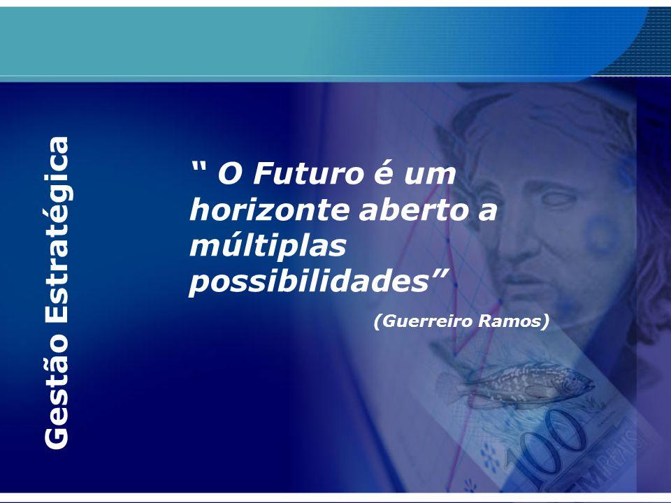 O Futuro é um horizonte aberto a múltiplas possibilidades (Guerreiro Ramos)
