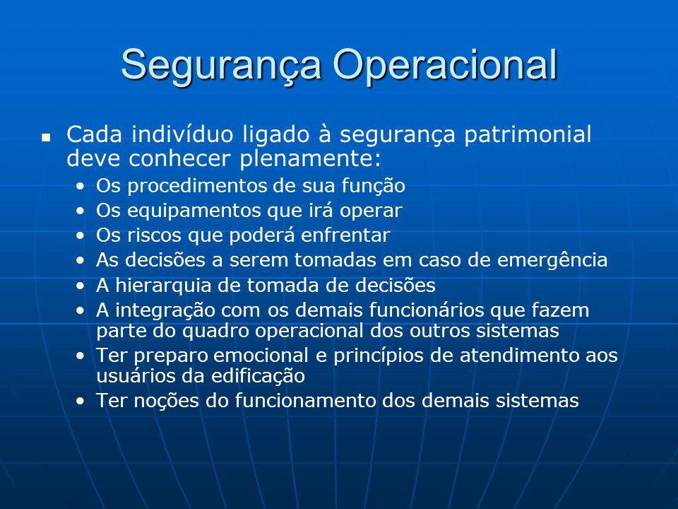 Segurança Operacional