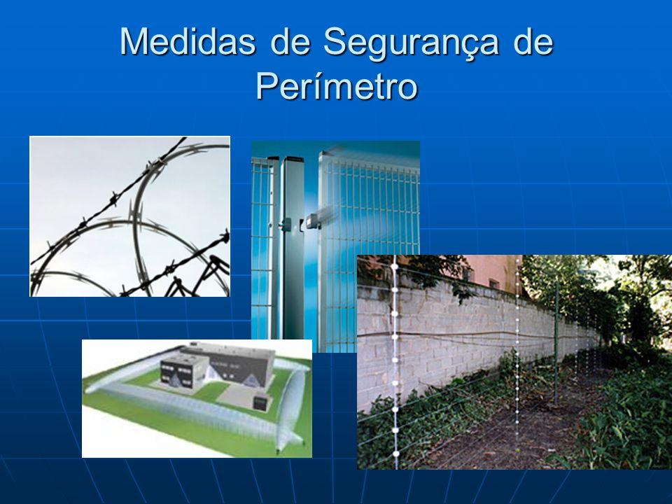 Medidas de Segurança de Perímetro