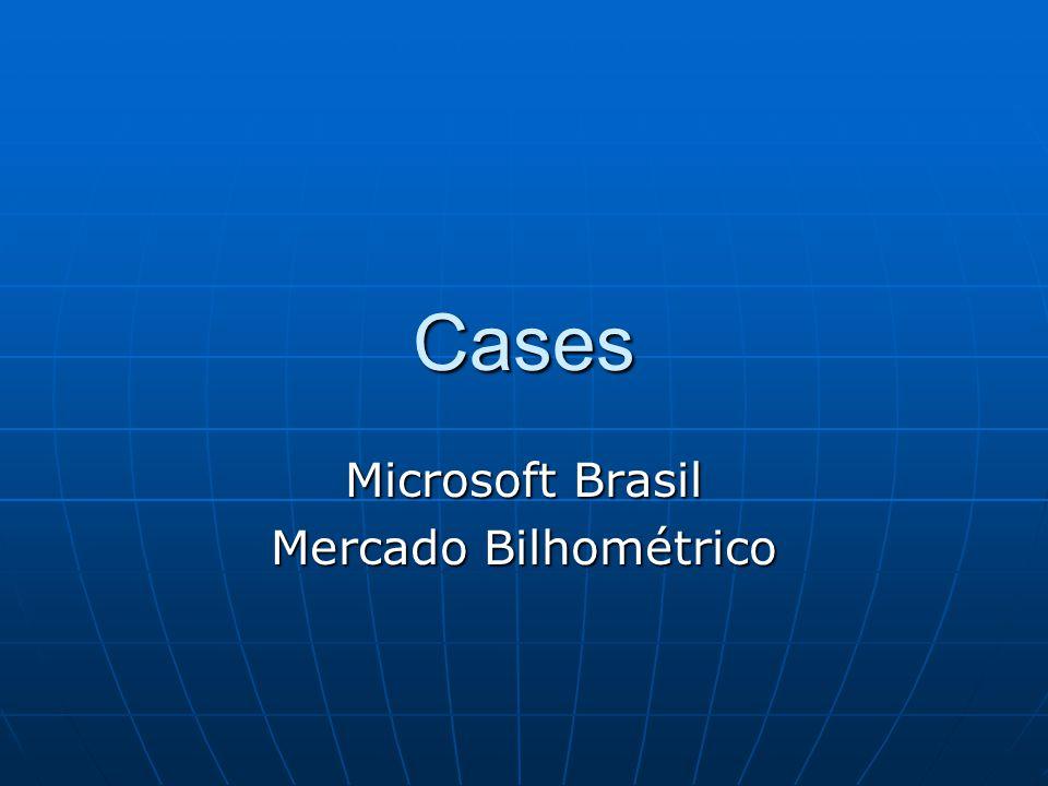 Microsoft Brasil Mercado Bilhométrico