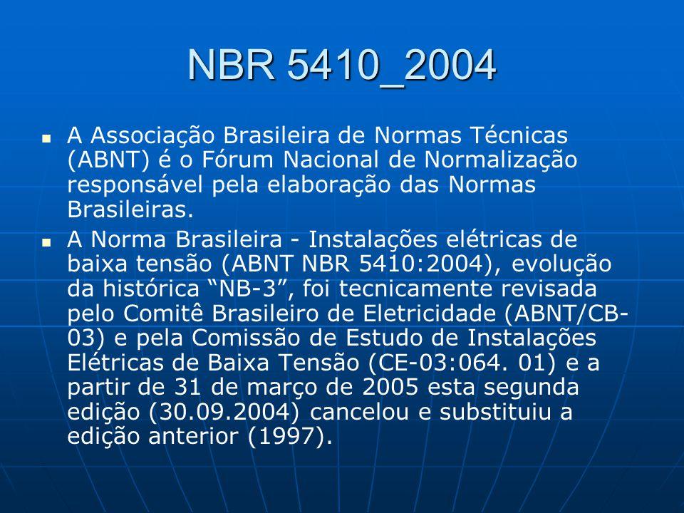 NBR 5410_2004