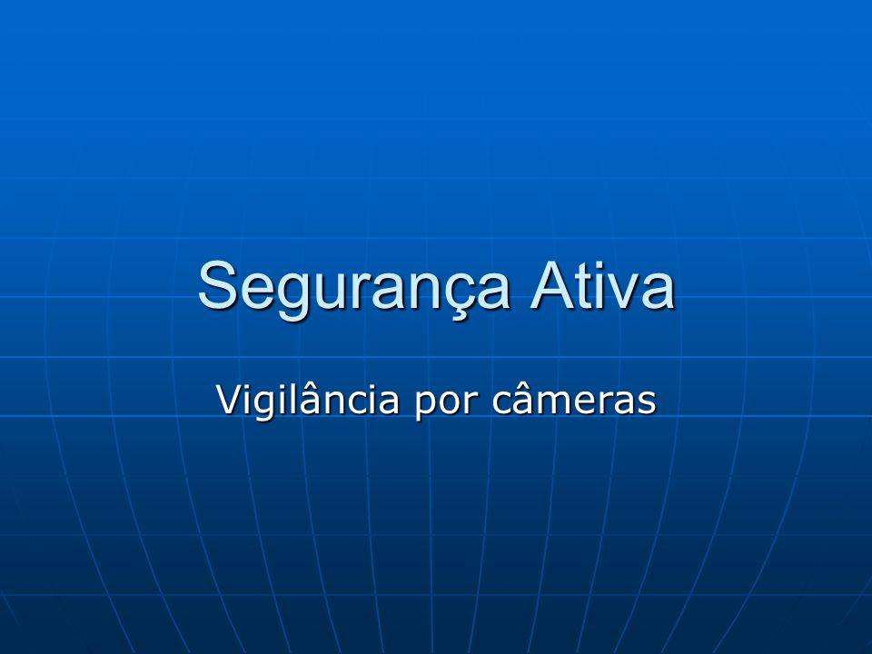Vigilância por câmeras