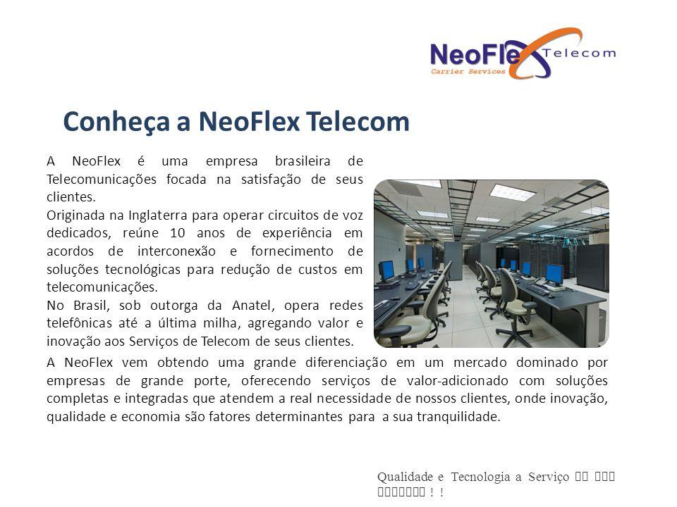 Conheça a NeoFlex Telecom