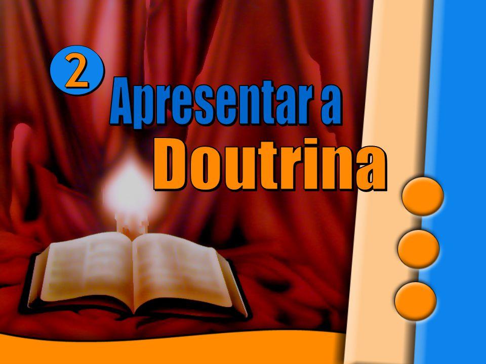 2 Apresentar a Doutrina