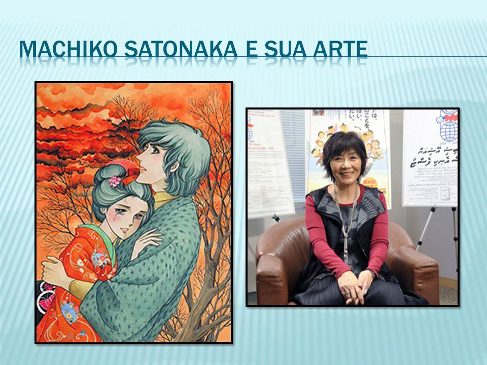 Machiko Satonaka e Sua Arte