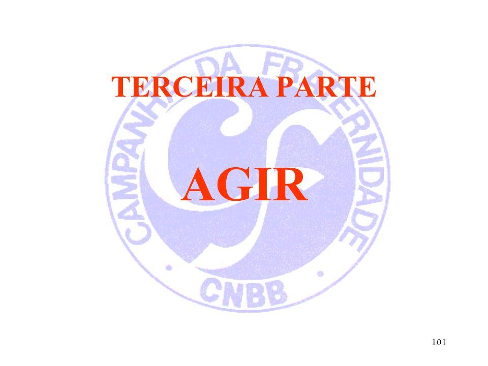 TERCEIRA PARTE AGIR