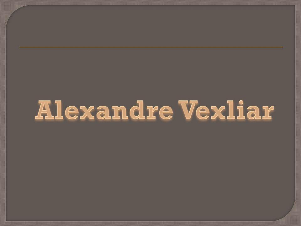 Alexandre Vexliar