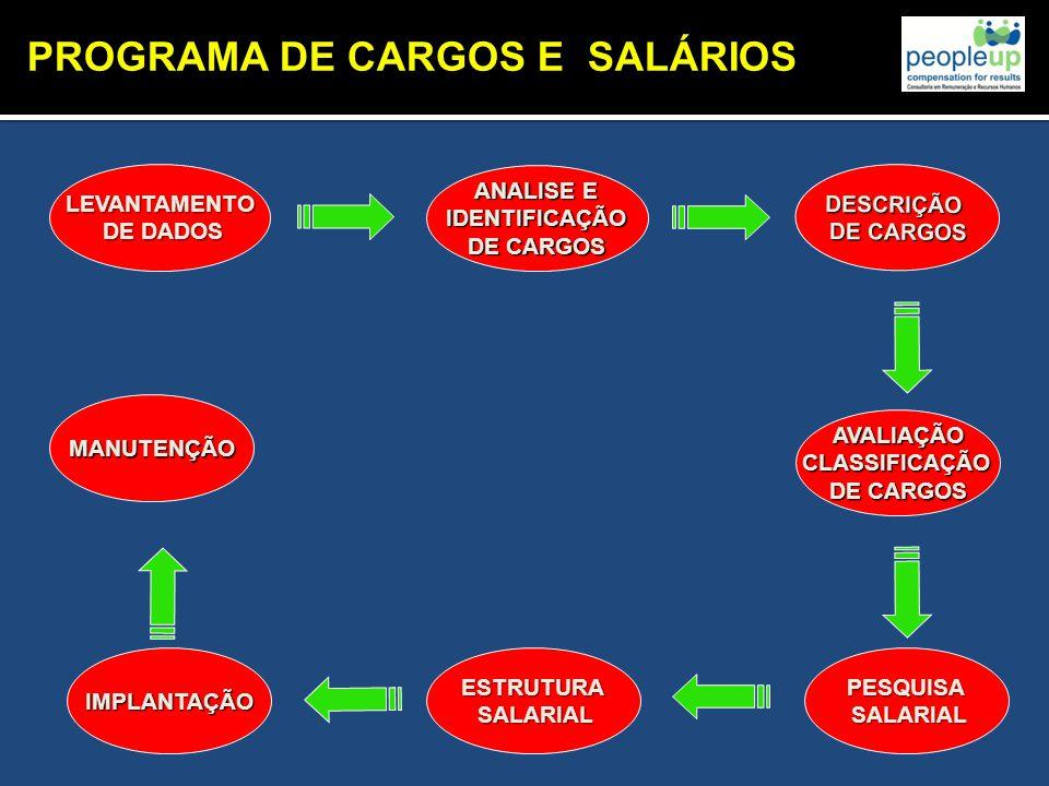 PROGRAMA DE CARGOS E SALÁRIOS