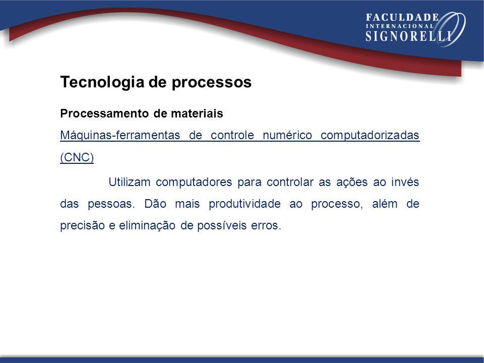 Tecnologia de processos