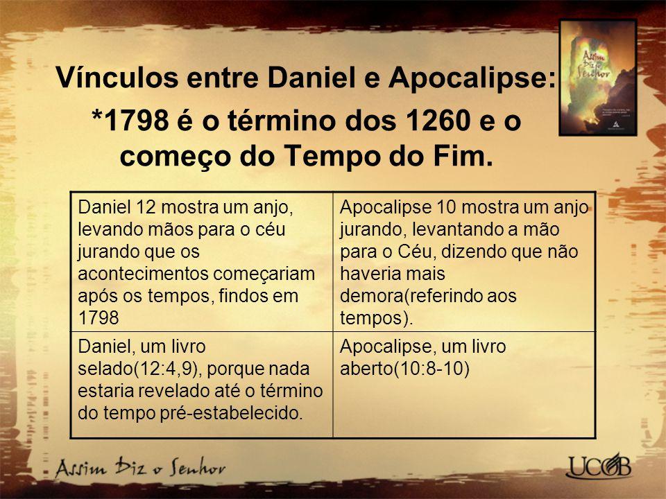 Vínculos entre Daniel e Apocalipse: