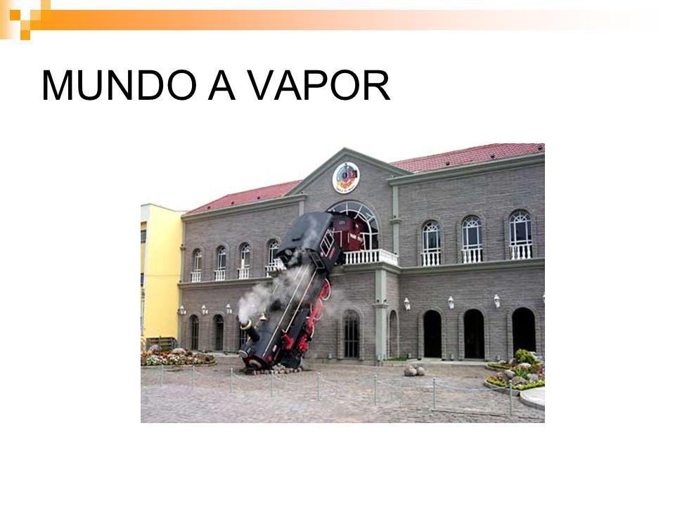 MUNDO A VAPOR