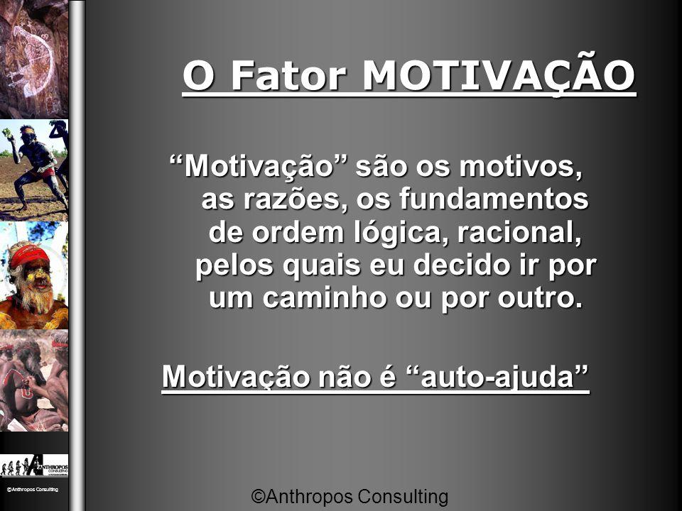 Motivação não é auto-ajuda