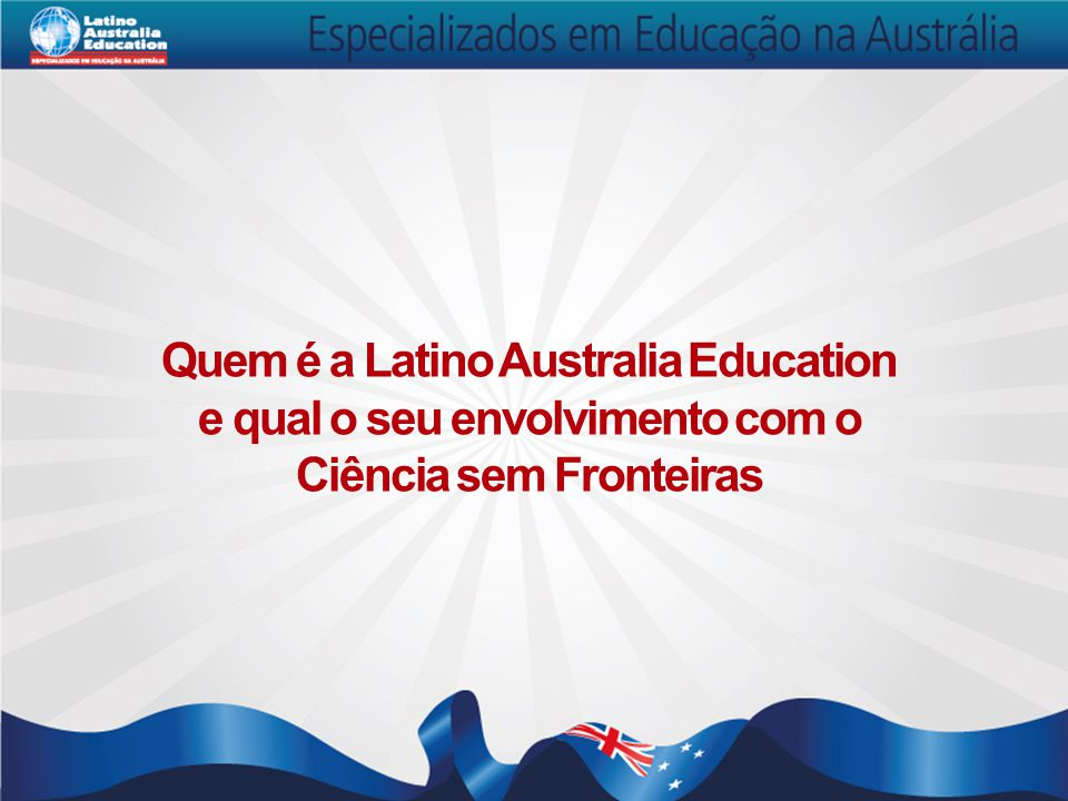 Quem é a Latino Australia Education