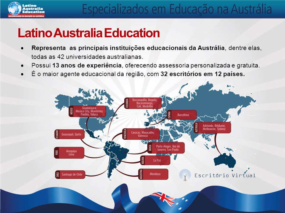 Latino Australia Education