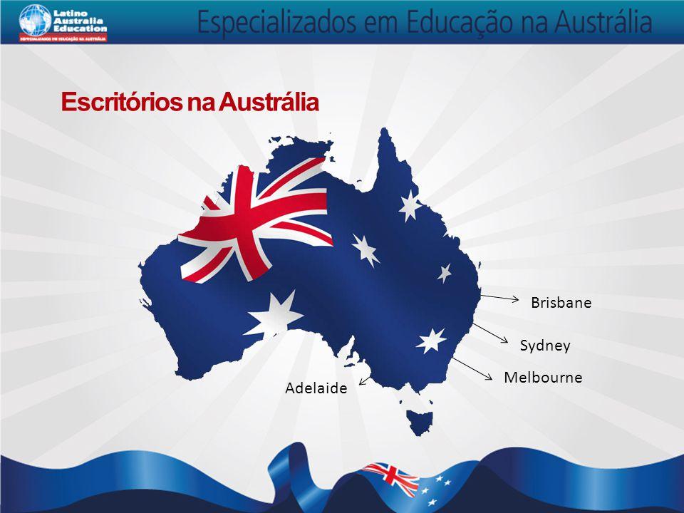 Escritórios na Austrália