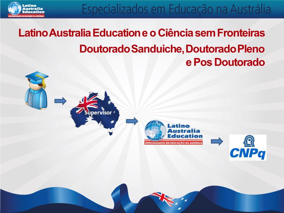 Latino Australia Education e o Ciência sem Fronteiras