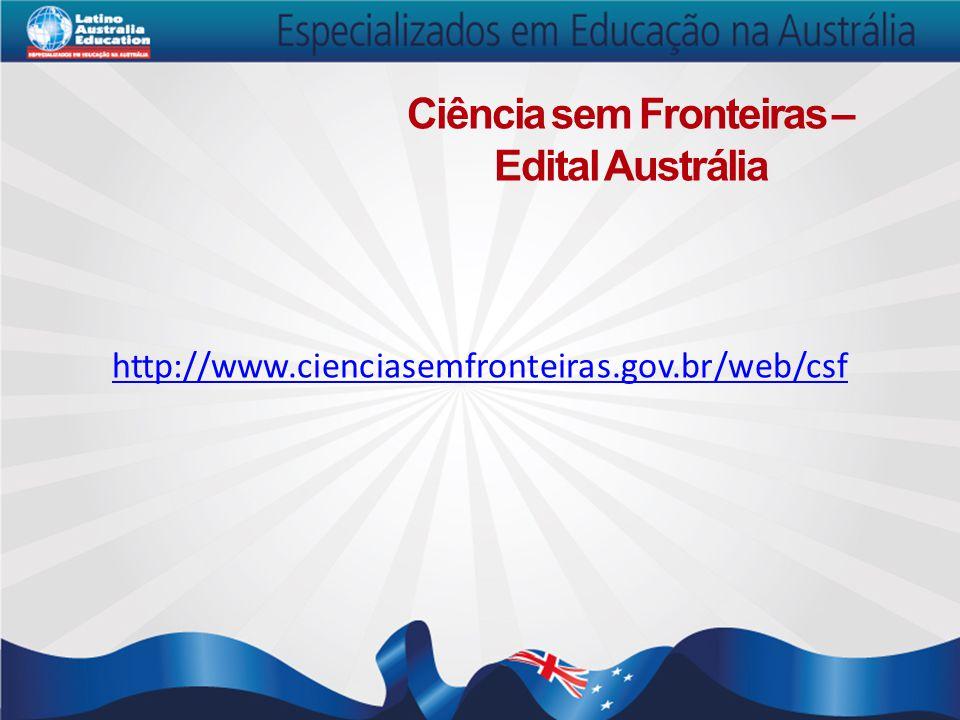 Ciência sem Fronteiras –