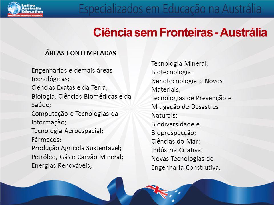 Ciência sem Fronteiras - Austrália