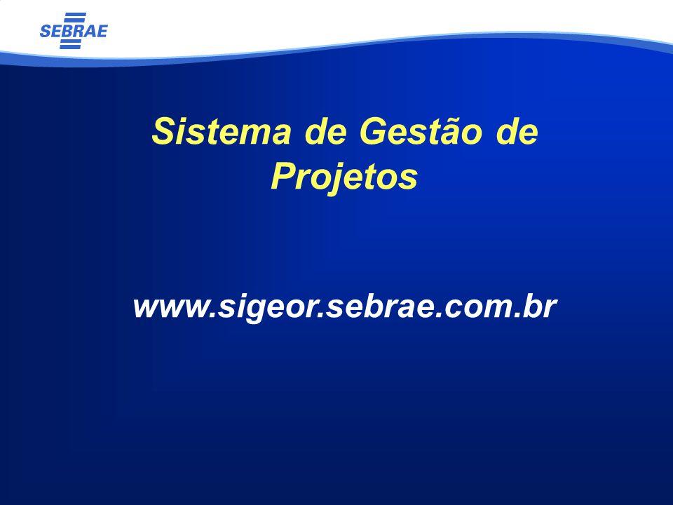 Sistema de Gestão de Projetos