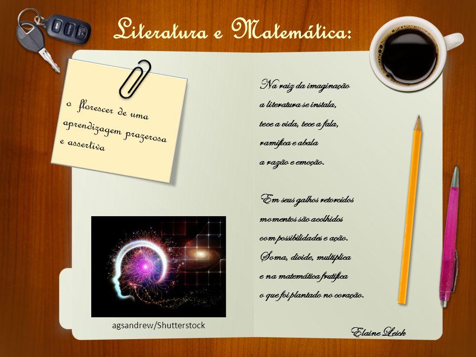 Literatura e Matemática: