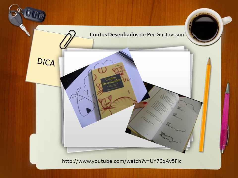 DICA Contos Desenhados de Per Gustavsson
