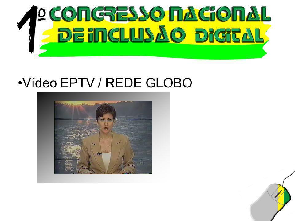 Vídeo EPTV / REDE GLOBO