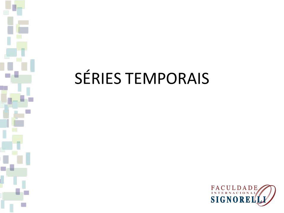 SÉRIES TEMPORAIS
