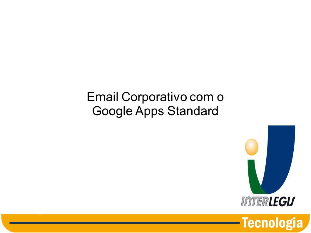 Email Corporativo com o
