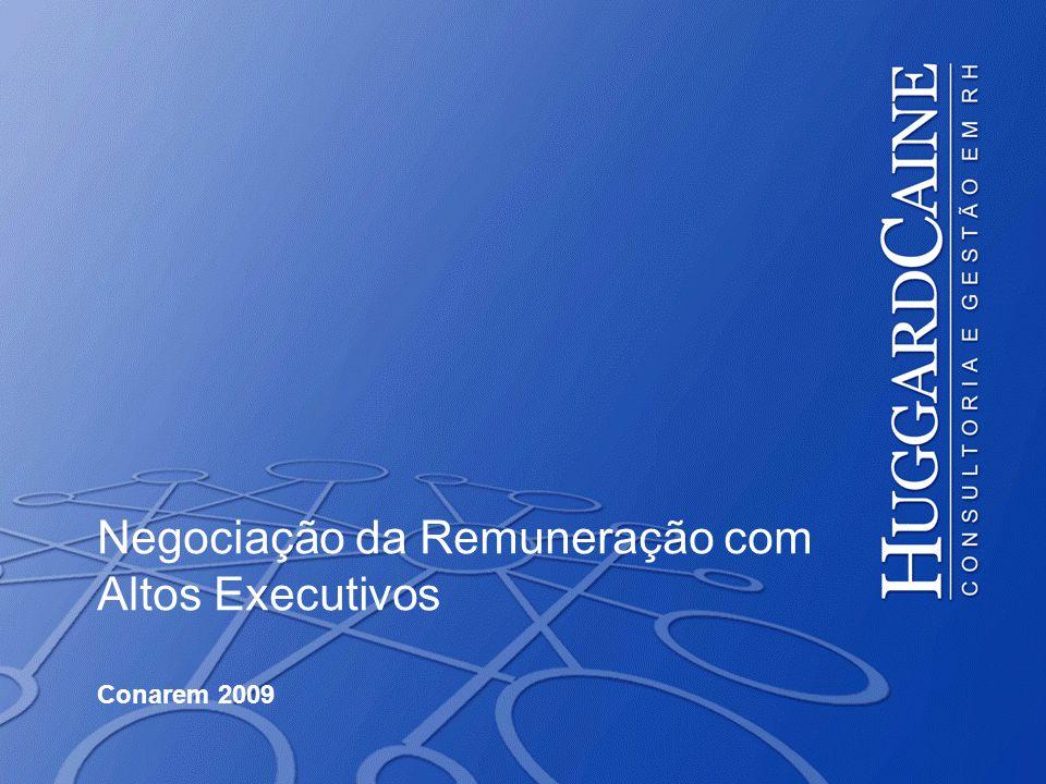 Negociação da Remuneração com Altos Executivos